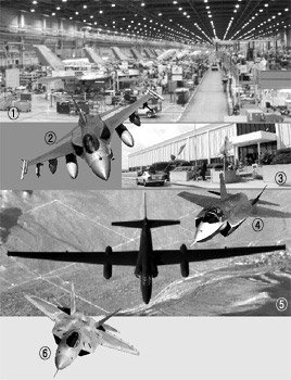 록히드마틴|21세기 전투기 시장 장악한 방위산업 절대강자