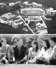 올림픽 스타의 산실 용인대학교