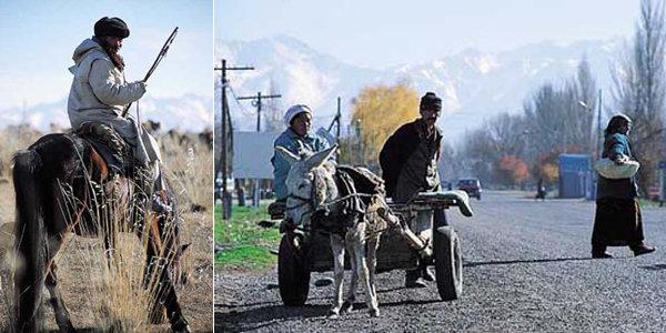 카자흐스탄의 수도 알마티
