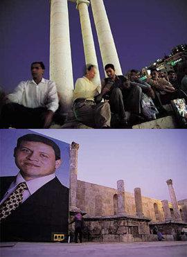요르단 최고의 관광유적지 페트라
