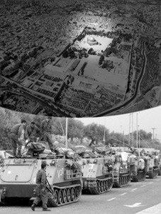 '부시 2기' 중동 군사력 기상도