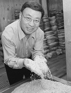 '잡곡박사' 송차갑의 쌀 건강법
