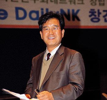 북한전문 인터넷뉴스 편집국장 손광주