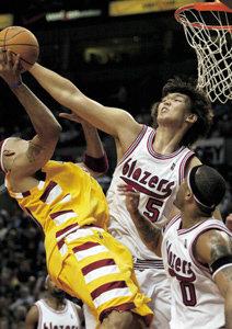 한국인 최초 美 NBA 리거 하승진