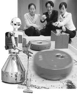 60조원, 가정용 로봇 시장을 잡아라!