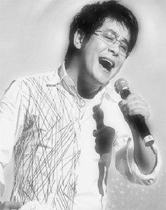 북한 어린이 돕기 자선 콘서트 연 가수 박강성