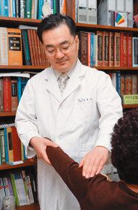 의사들의 '아로마 선생님' 손영호 박사