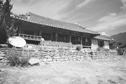 원불교 성직자 40여 명 배출한 명당