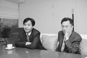 장성 진급비리 수사 주역, 남성원·최강욱 전 국방부 검찰부장