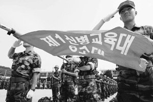 '1000期' 맞는 대한민국 해병, 그들만의 세계