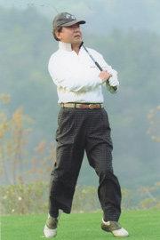 '골프 모독한 죄'를 알렸다!!