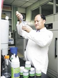 웰빙 천연물질 개발 나선 발명가 신재희