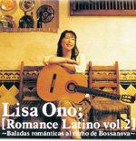 리사 오노의 'Romance Latino vol. 2'