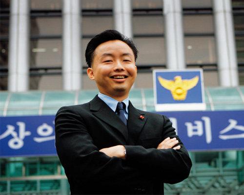 한국 경찰 최초의 국제형사재판소 수사관 김상우