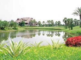태국 치앙마이 그린밸리 골프클럽