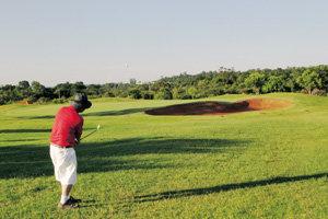 브라질 버본 이과수 골프 클럽