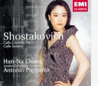 장한나 쇼스타코비치 '첼로 콘체르토 No.1 Eb Op.107'