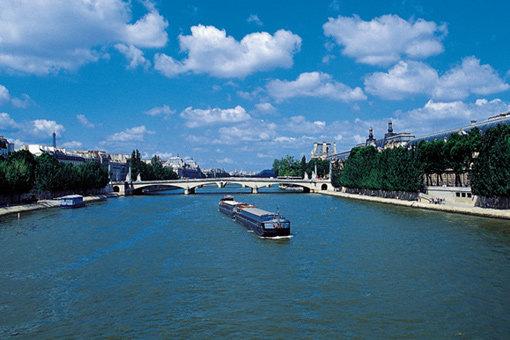 '퐁네프의 연인들'과 프랑스 파리