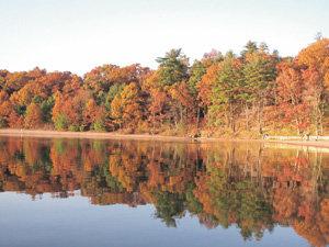 '생태적 사유'의 발상지, 콩코드 월든 호수