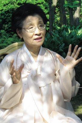 이승만 전 대통령 며느리 조혜자 여사의 이화장 이야기