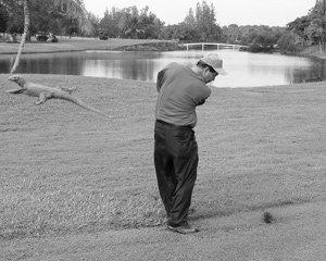 말레이시아 페낭 신타사양 골프 리조트