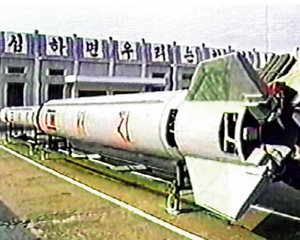 박승춘 전 합참 정보본부장이 본 북한 미사일 발사