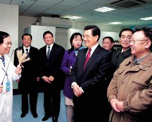 황장엽 전 북한 노동당 국제담당비서