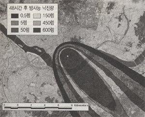 美 국방부 컴퓨터 모델로 분석한 서울 핵 피격 시뮬레이션