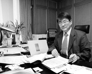 안경환 국가인권위원장
