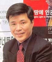 북한 민중 구출에 나선 '북한민주화네트워크' 대표 조혁