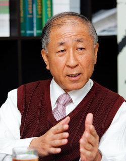 '허상과의 전쟁' 나선 김영호 전 산업자원부 장관