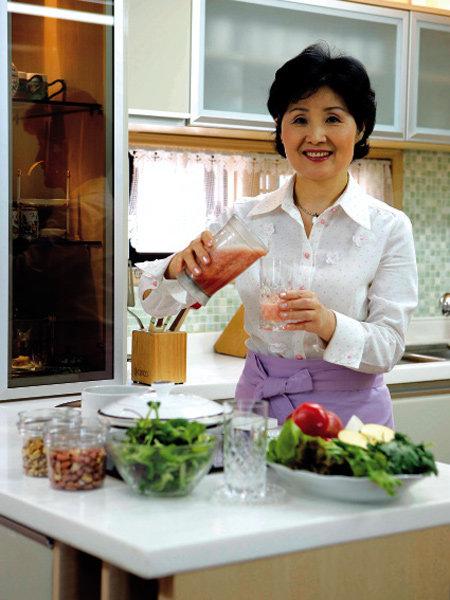요리연구가 이종임 - 건강 식단