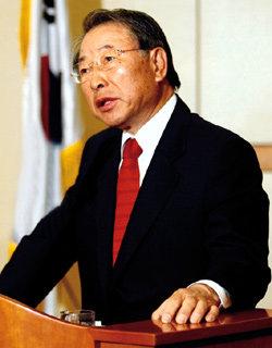 신임 전국경제인연합회장 조석래