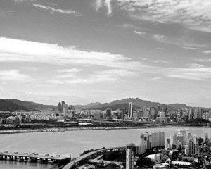 자연과 첨단 공존하는 '리버 타운' 광진