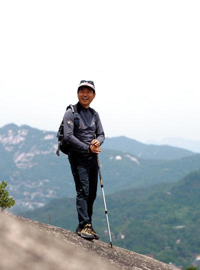 다큐멘터리 사진가 양종훈 - 등산