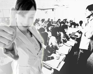 드라마보다 드라마틱한 '강남엄마 따라잡기' 현장