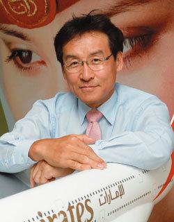 에미레이트 항공 한국지사장 이상진
