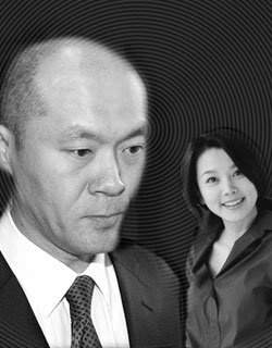 전두환 전 대통령 차남  전재용, 박상아와 4년 전 미국서 이중혼(二重婚)