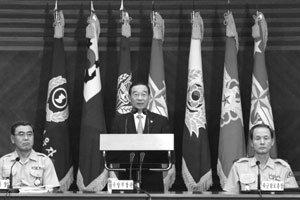 전 청와대 행정관의 '용두사미 국방개혁' 비판