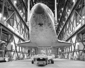 NASA 케네디우주센터 국제우주정거장 건설현장
