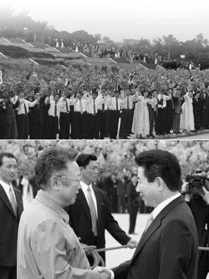 신경림 시인의 남북정상회담 동행기