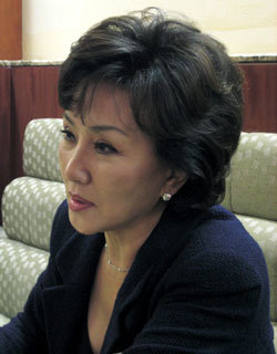 린다 김 '파워 로비' 秘파일