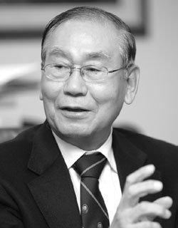 세계평화포럼 이사장 김진현