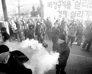 '말의 성찬' 노무현 복지담론, 상처 얼룩진 '진보적 복지'