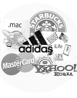 iMac,  MasterCard,  adidas… 이름 표기에 담긴 흥미로운 상징 코드