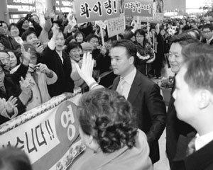 한나라 박근혜계 '공천 생존 투쟁기'