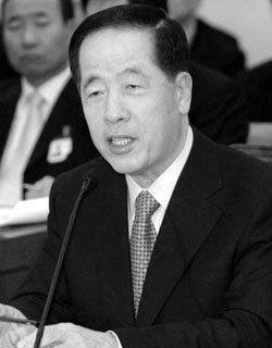 김경한 법무부 장관