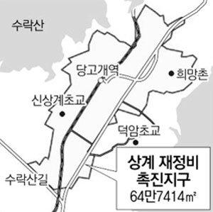 '살기 좋은 곳 전국 1위' 서울 노원구의 두 얼굴