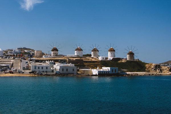 그리스 미코노스