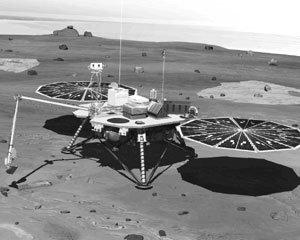 화성 탐사선 피닉스호의 물 찾기